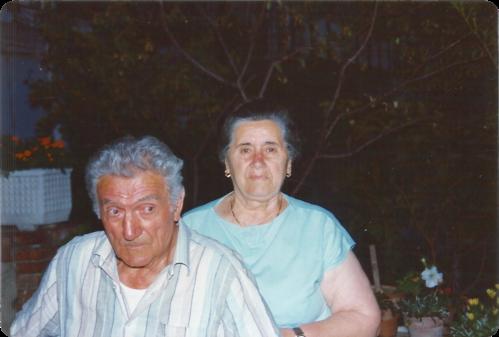 zia Maria e zio Totore